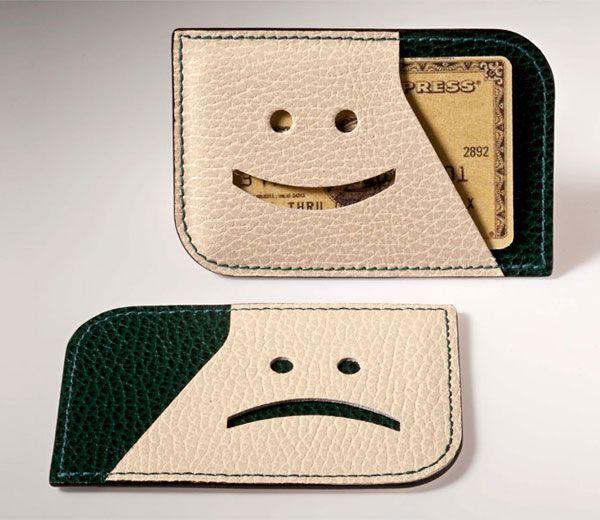 Credit Card holder Design: Tommaso Colia for Lettera G http://www.disegnouno.com | http://www.letterag.it
