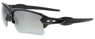 Oakley Oo9188 918808 Flak 2.0 Xl Polished Black Rectangle Sunglasses.