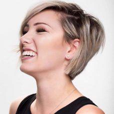 Chloe Brown Short Hairstyles - 8