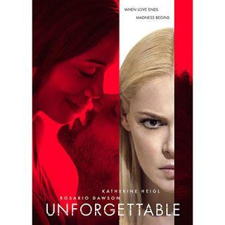 Film Gündemi: Unforgettable (2017) Saplantı (2017) Kıskançlık üzerine gerilim türünde bir film. 5 Mayıs 2017 günü sinemalarda olacak.