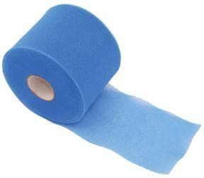 ATHLETIC UNDERWRAP-BLUE . $7.30. A roll of thin, polyurethane foam. 90 long. Can be used as athletic underwrap or as finish line tape.