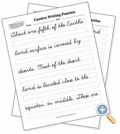 33 best educate me images on pinterest cursive writing worksheets copying cursive handwriting worksheetworks fandeluxe Images