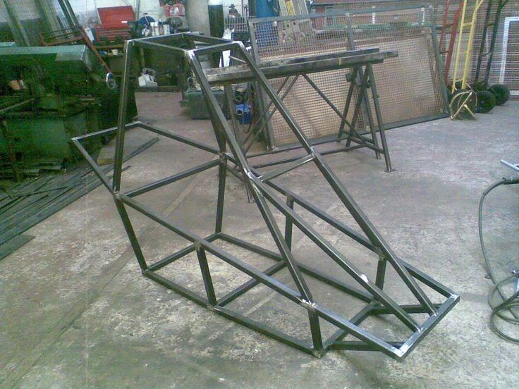 building a off road go kart