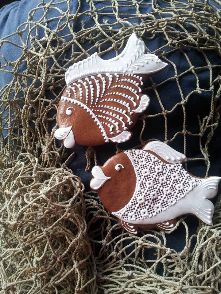 Clay Art Fun / Gingerbread Fish