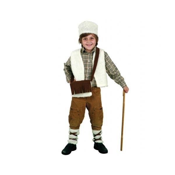 Disfraces de navidad te presenta el disfraz de pastor - Disfraces infantiles navidad ...
