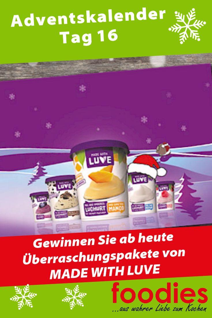 Foodies Aus Wahrer Liebe Zum Kochen Adventskalender Gewinnspiel Adventkalender Adventskalender