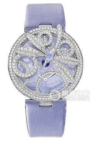 Cartier jewelry watch (Love this, but I think it would take me too long to actually figure out what time it was! :) - LF)