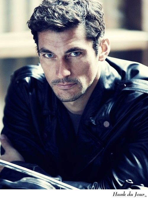 David Gandy - not sure who this guy is, but he should definitely be the chosen one for 50 Shades, the movie!