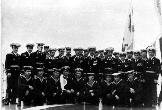 что бпк адмирал исаков фото помнить