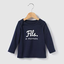 "T-shirt ""Made in France"", 1 mois - 3 ans"