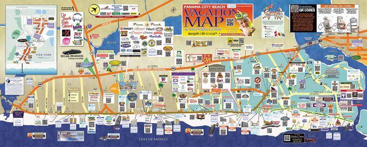 Find some of the top bars, hotels, restaurants, and attractions – and figure out how to get from one to the next, as you plan the perfect vacation days in Panama City Beach, Florida. Description from springbreakfunplace.com. I searched for this on bing.com/images