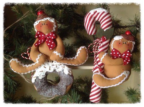 Cartamodelli Gingerbread