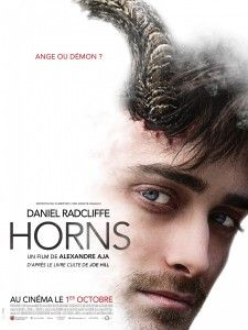 Horns adalah film Amerika-Kanada yang dibuat tahun 2013, bergenre fantasi gelap thriller, yang disutradarai oleh Alexandre Aje, diangkat dari novel Joe Hill berjudul Horns. Dibintangi oleh Daniel Radcliffe yang dituduh memperkosan dan membunuh pacarnya, dengan kemampuan paranormal yang dimilikinya dari tanduknya yang baru tumbuh, ia bisa mengungkap siapa pembunuh sebenarnya.