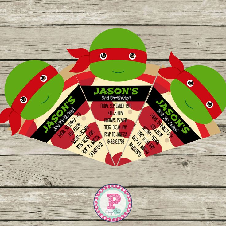 12 best Ninja Turtle Party images on Pinterest | Ninja turtle party ...