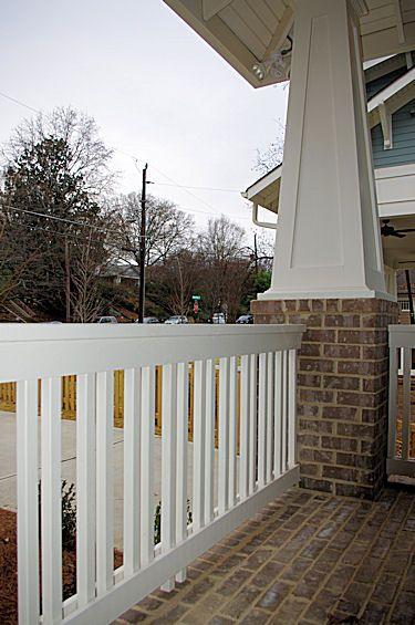 Porch railing idea. Google Image Result for http://www.susanchambers.com/wp-content/uploads/2011/12/IMGP1994.jpg