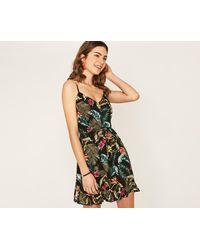 Oasis | Miami Tropical Dress | Lyst