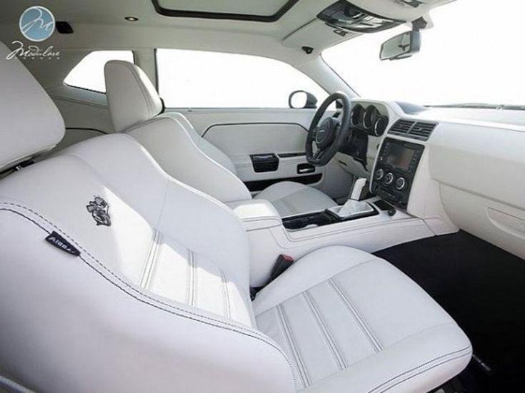 2013 Dodge Challenger : Interior Design 2013 Dodge Challenger SRT8 Widebody Kit