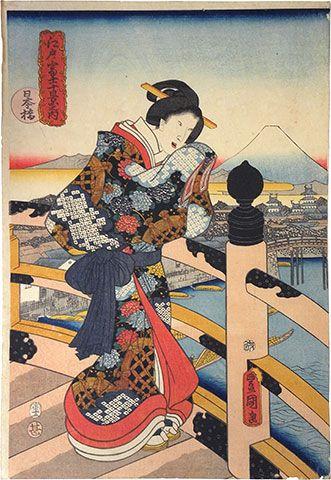 Utagawa Kunisada (Toyokuni III), 1786-1865