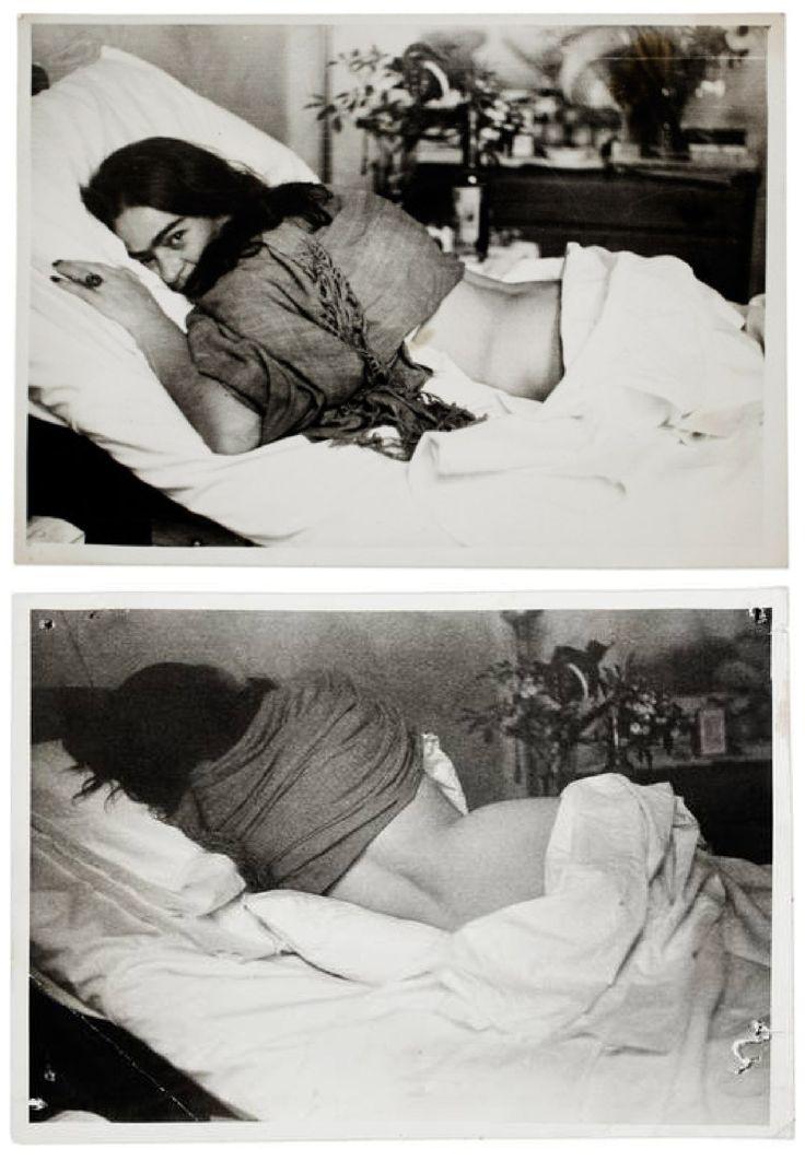 miguu:    frida kahlo. nova iorque. 1946   nicholas murray