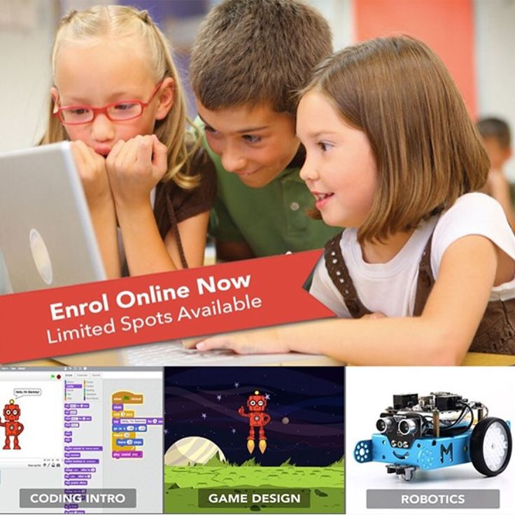 School Holiday Programs - Coding, Robotics, Drones, 3D Printing. Limited Spots, Book Now!