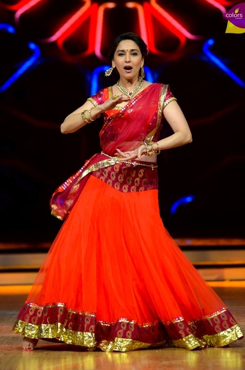 Bollywood's Dancing Legend- Madhuri dixit