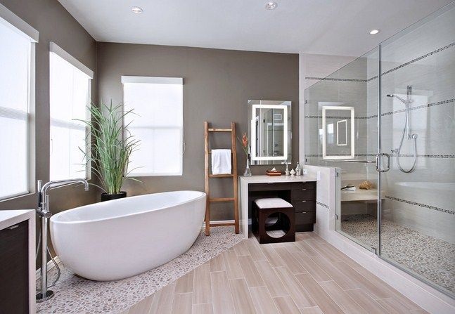 When you decide to decorate or remodel your bathroom or kitchen, one of the first steps is to choose the type of tile.
