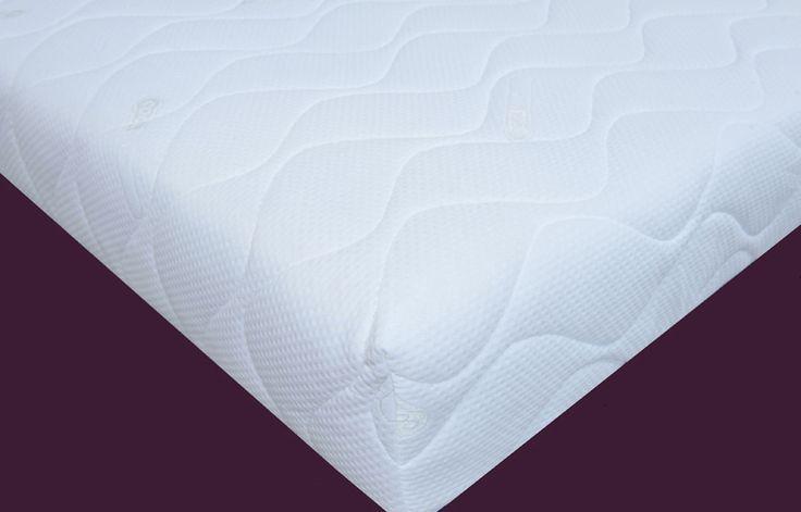 Super Ortho Reflex Foam Mattress with Coolmax (4ft Mattress, Super Soft)