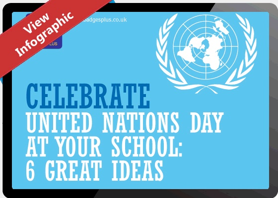 Celebrate #UnitedNations Day at Your School: 6 Great Ideas ...