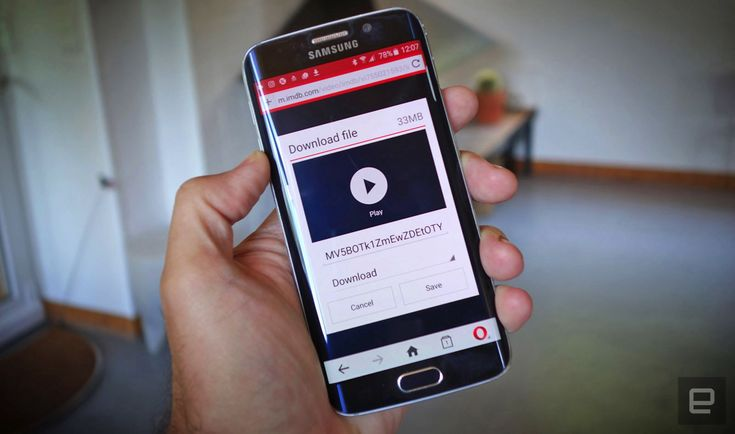 Opera Mini can download videos for offline viewing - https://www.aivanet.com/2016/07/opera-mini-can-download-videos-for-offline-viewing/