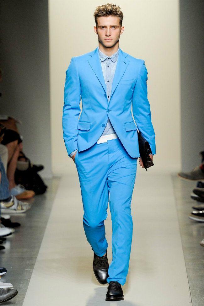 Terno Azul ..