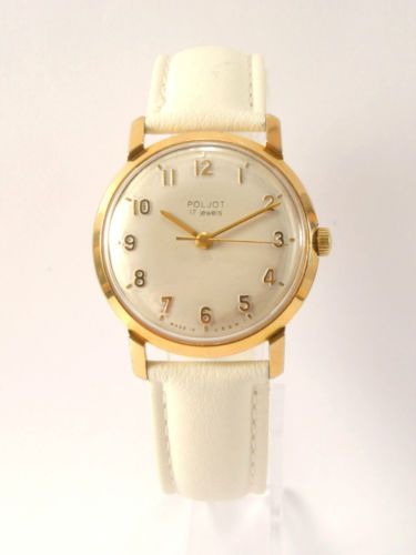 Poljot-Goldplated-Vintage-Watch-USSR