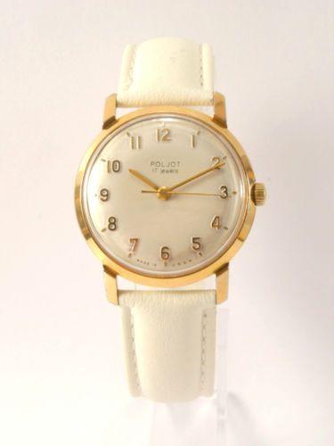 Poljot-Goldplated-Vintage-Watch-USSR