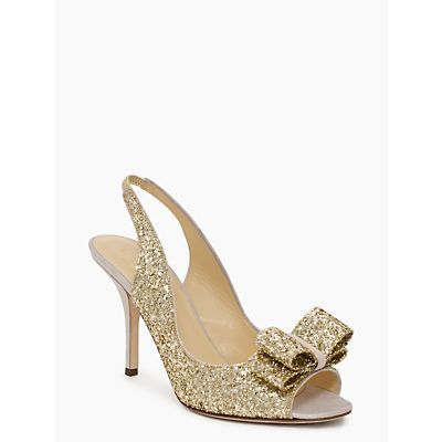 #allthatglitters charm heels
