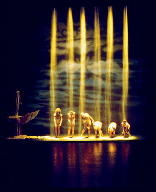 Life Love & Beauty  (Chrissie Parrott Dance Company, His Majesty's Theatre Perth WA. Choreographer: Chrissie Parrott,Set Design: ...