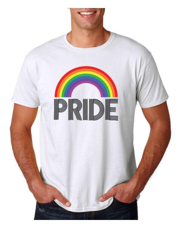 Gay Pride Tshirt (PRTS9)