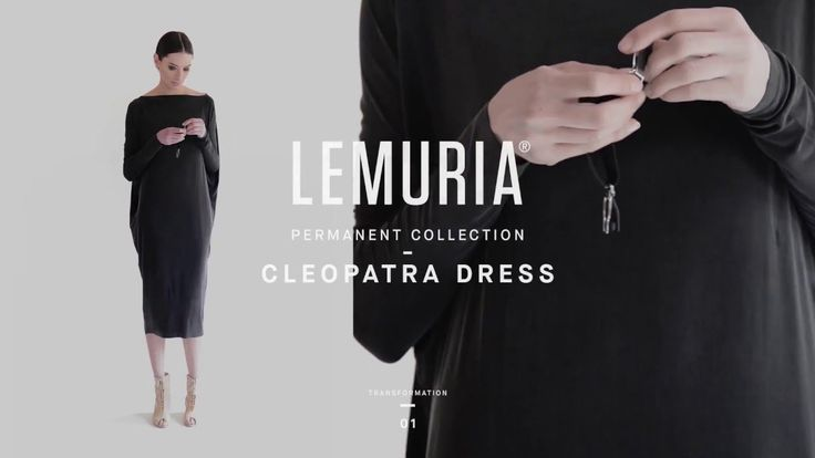 Lemuria - Cleopatra Dress.   #woman #clothing #multifunctional #dress #italy #brand #designclothing #design #italianbrand #boutique #cotton #jersey #lemuria #permanent #collection #dress #overall #convertible #convertibledress #lemuria #lemuriastyle #lemuriaclothing #lemuriadress