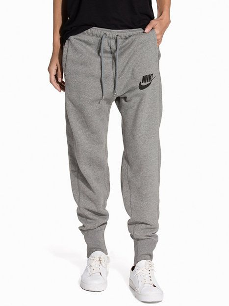 Nike Rally Plus Jogger - Nike - Carbon - Byxor & Shorts - Kläder - Kvinna - Nelly.com