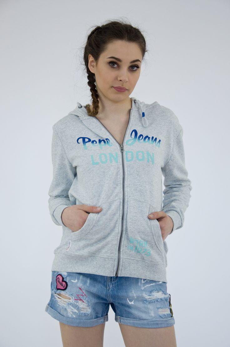 Bluzy damskie Pepe Jeans na denimbase.pl
