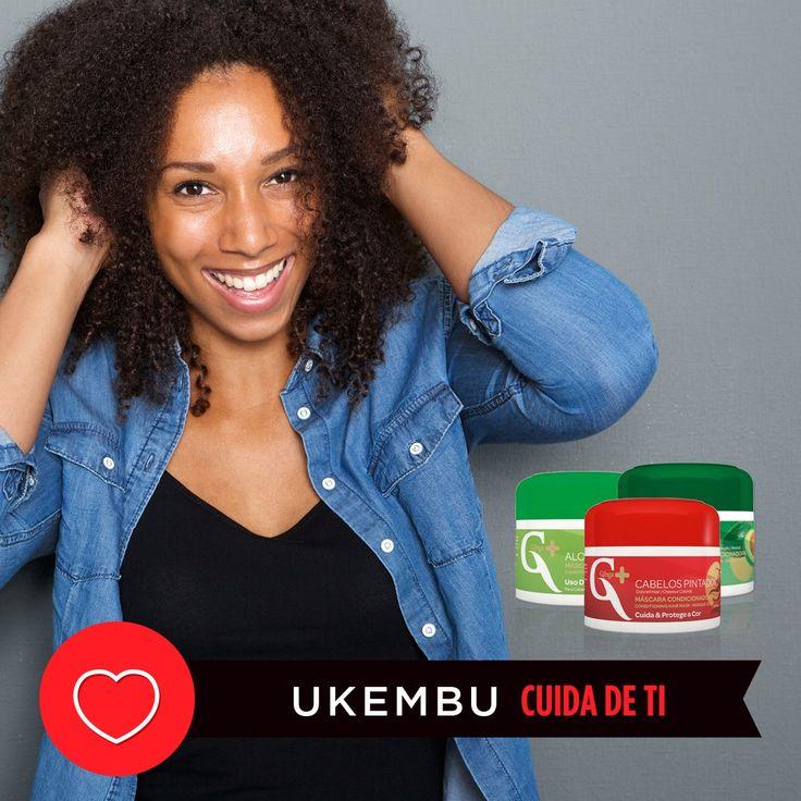 As máscaras capilares são uma forma bastante simples e eficaz de hidratar e nutrir o cabelo. Escolhe o tipo de máscara, tendo em conta o teu tipo de cabelo e necessidade.  #ukembu #ginga #máscaras
