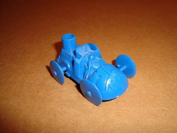 Vintage 1970's Cereal Toy Premium Captain Cap'n Crunch Balloon Car Racer   | eBay