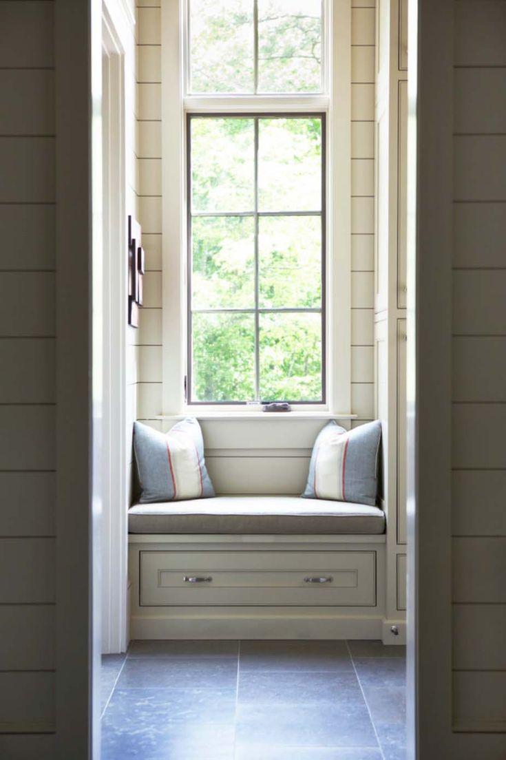 665 best window seats reading nooks images on pinterest Window seat reading nook