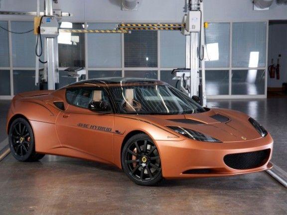 Lotus Begins Road Testing For Evora 414e Hybrid Demonstrator