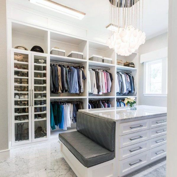 Top 50 Best Closet Lighting Ideas Illuminated Interiors Dressing Room Design Bedroom Closet Design Master Closet Design