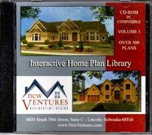 Interactive Home Plan Library
