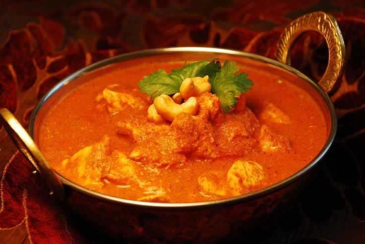 Creamy melt in the mouth #MurgMakhani at #PritamRestaurant
