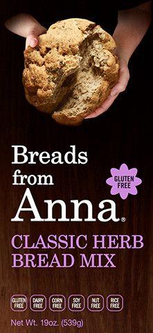 Classic Herb Bread Mix