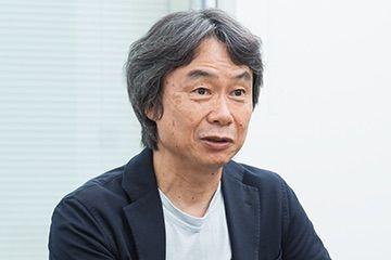 Miyamoto on making a Super Mario game that features Yoichi Kotabe's art