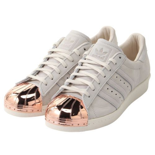 adidas superstar 80s metal toe white rose rare sneakers limited edition 10 5 sneakers and rare. Black Bedroom Furniture Sets. Home Design Ideas