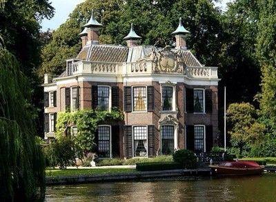 River Vecht, near Amsterdam