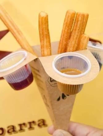 3e79198b0 Resultado de imagem para caixa para churros espanhol | pasteleria ...